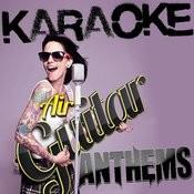 Karaoke - Air Guitar Anthems Songs