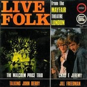 Live Folk From The Mayfair Theatre London Songs