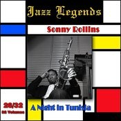 Jazz Legends (Légendes Du Jazz), Vol. 26/32: Sonny Rollins - A Night In Tunisia Songs