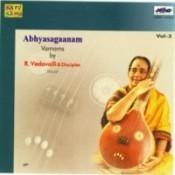 Abhyasagaanam Varnams - R Vedavalli And Disciples Vol 3 Songs