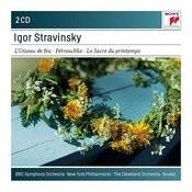 Stravinsky: The Firebird; Petrushka; Le Sacre de Printemps Songs