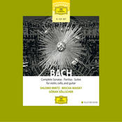 Bach: Complete Sonatas, Partitas & Suties for Violin, Cello & Guitar Songs