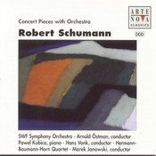 Schumann: Concerto-Allegro, Concert Piece For 4 Horns, Symphony No. 1 Songs