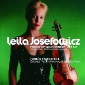 Prokofiev: Violin Concertos Nos.1 & 2/Tchaikovsky: Sérénade Mélancolique Songs