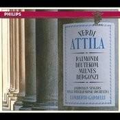 Verdi: Attilla (2 CDs) Songs