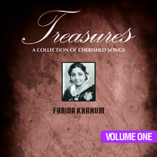 Farida Khanum - Treasures Volume 1 Songs