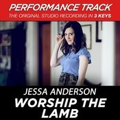Worship the Lamb (Performance Track) - EP Songs