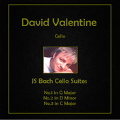 Johann Sebastian Bach: Cello Suites 1 2 & 3 Songs