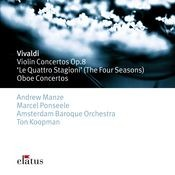 Vivaldi : Le quattro stagioni [The Four Seasons] & Oboe Concertos (-  Elatus) Songs