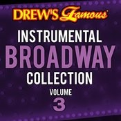 Drew's Famous Instrumental Broadway Collection Vol. 3 Songs