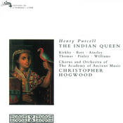 Purcell: The Indian Queen Songs