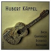 Bach, Granados, Rodrigo And Brouwer Songs