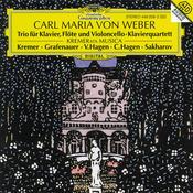 Weber: Piano Trio Op. 63; Piano Quartet Op. 8 Songs