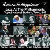 Return To Happiness Jazz At The Philharmonic Yoyogi National Stadium Tokyo 1983 Songs