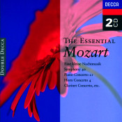 The Essential Mozart Songs