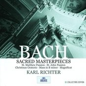 Bach: Sacred Masterpieces (St. Matthew Passion/St. John Passion/Christmas Oratorio/Mass in B Minor/Magnificat) (10-CD Set) Songs