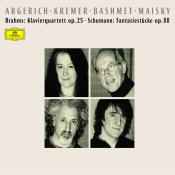 Brahms: Klavierquartett Op.25 – Schumann: Fantasiestücke Op.88 Songs