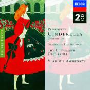 Prokofiev Cinderella Glazunov The Seasons Songs