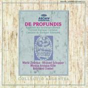 De Profundis German Baroque Cantatas Songs