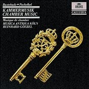 Buxtehude & Pachelbel Chamber Music Songs
