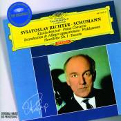 Schumann: Piano Concerto; Introduction & Allegro appassionato; Waldszenen Songs