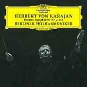 Brahms: Symphonies Nos. 2 & 3 Songs