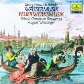 Handel Water Music Music For The Royal Fireworks Songs