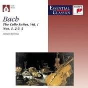 Cello Suites Nos.1, 2 & 3 Songs