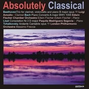 Beethoven: Trio in B Major/Bach: Piano Concerto in A Major, Et Al. Songs