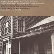 Barrelhouse Buck: Backcountry Barrelhouse Songs