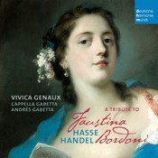 A Tribute To Faustina Bordoni Songs