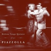 Malena Tango Quintet Plays Piazzolla Songs