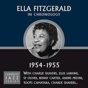 Complete Jazz Series 1954 - 1955 Songs