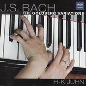 J.S. Bach: The Goldberg Variations, etc. Songs