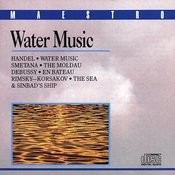 Water Music: Handel, Debussy and More! Songs