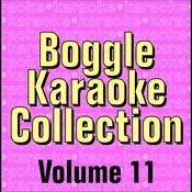 Boggle Karaoke Collection - Volume 11 Songs