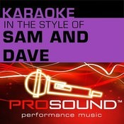 Karaoke - In The Style Of Sam And Dave - Single (Professional Performance Tracks) Songs