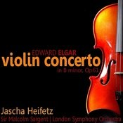 Elgar: Violin Concerto In B Minor Songs