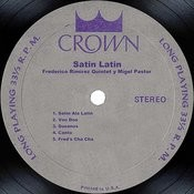 Satin Latin Songs