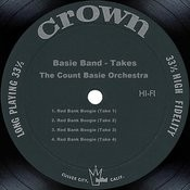 Basie Band - Takes Songs