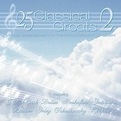 25 Classical Greats Volume 2 Songs