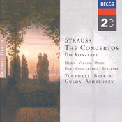 Strauss, R./Strauss, F.: The Concertos Songs