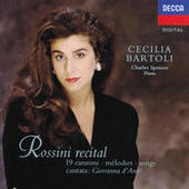 Rossini: Giovanna d'Arco; 19 songs Songs