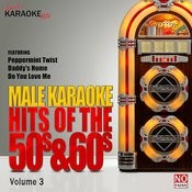 Male Karaoke Hits Of The 50s & 60s Vol. 3 Songs