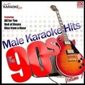 Male Karaoke Hits Of The 90's Vol. 7 Songs