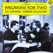 Paganini For Two Songs