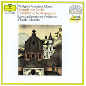 Mozart: Symphonies Nos.40 & 41 Songs