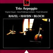 Ravel - Haydn - Bloch Songs