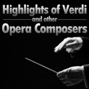 Highlights Of Verdi And Other Opera Composers Songs