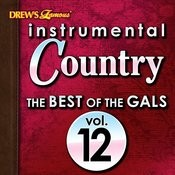Instrumental Country: The Best Of The Gals, Vol. 12 Songs